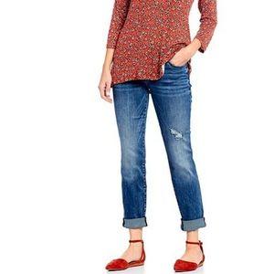 Kut From The Kloth Catherine Boyfriend Deim Jeans